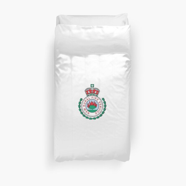 NSW Rural Fire Service Duvet Cover