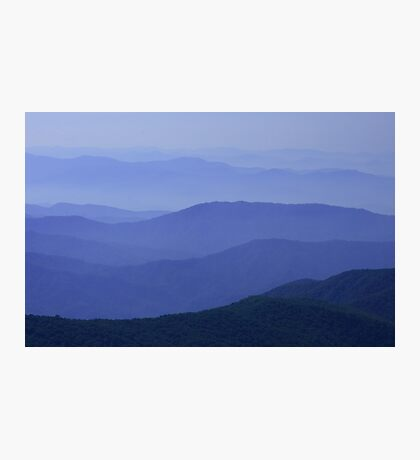 Great Iron Mountains Photographic Print