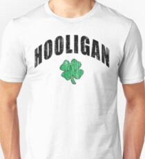 "Irish ""Hooligan"" Unisex T-Shirt"