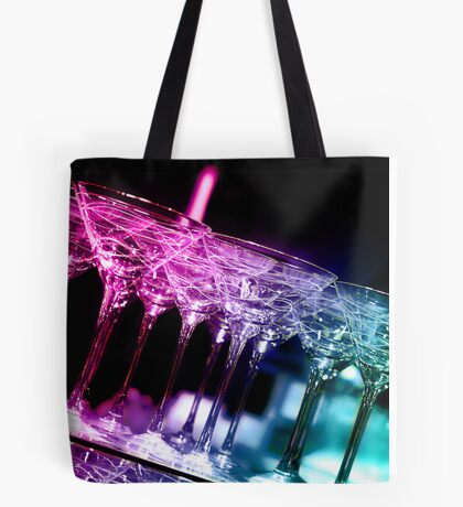 more fancy martini glasses Tote Bag