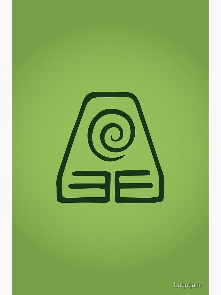 Earthbending Logo by Logogami