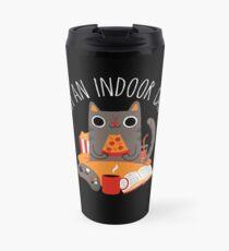 Indoor Cat Travel Mug