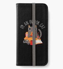 Indoor Cat iPhone Wallet/Case/Skin