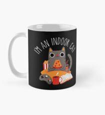 Indoor Cat Classic Mug
