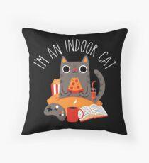 Indoor Cat Floor Pillow