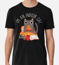 Indoor Cat Premium T-Shirt