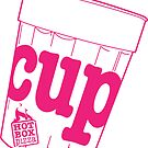 HotBox Cup-Pink by HotBoxPizza
