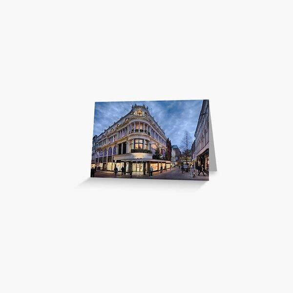Jarrolds, Norwich Greeting Card
