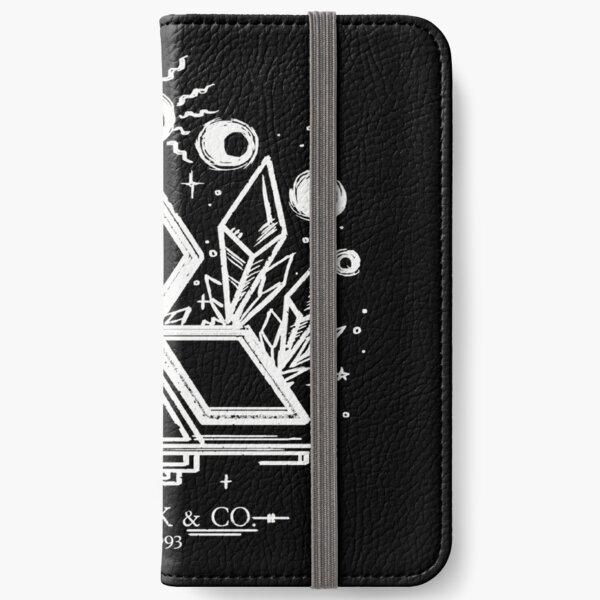 Warlock & Co. iPhone Wallet