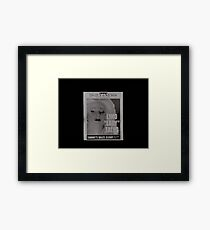 Limo Lady Talks ~ Hedwig and the Angry Inch Framed Print
