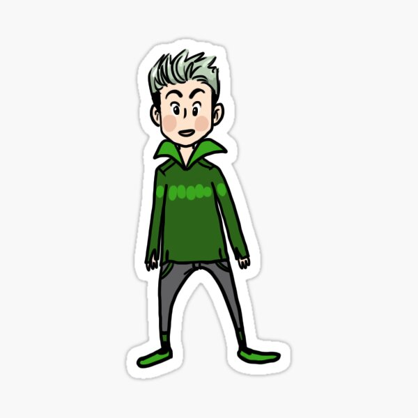 QlikView character Sticker