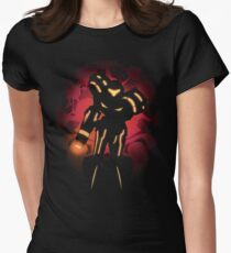Metroid Women's Fitted T-Shirt