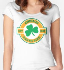 Chicago South Side Irish Women's Fitted Scoop T-Shirt