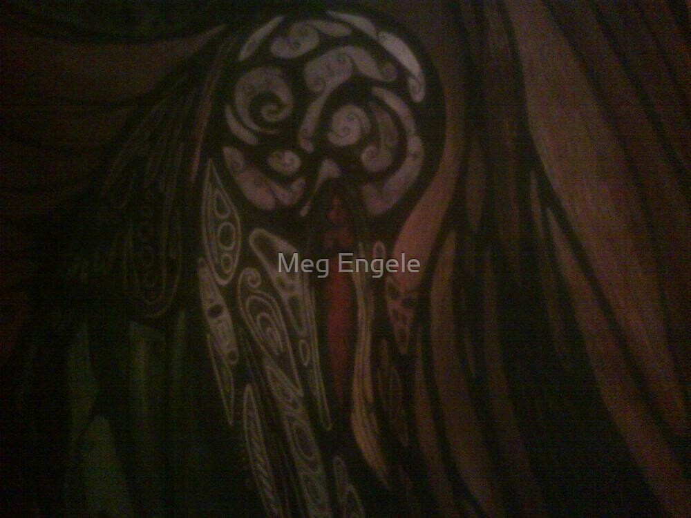 The Bird and The Girl by Meg Engele