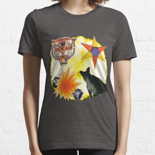 3 EPS Tribute Art T-shirt essentiel