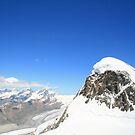 Swiss Alps by David McGilchrist