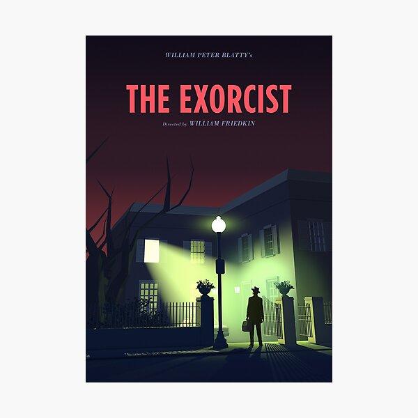 The Exorcist Photographic Print