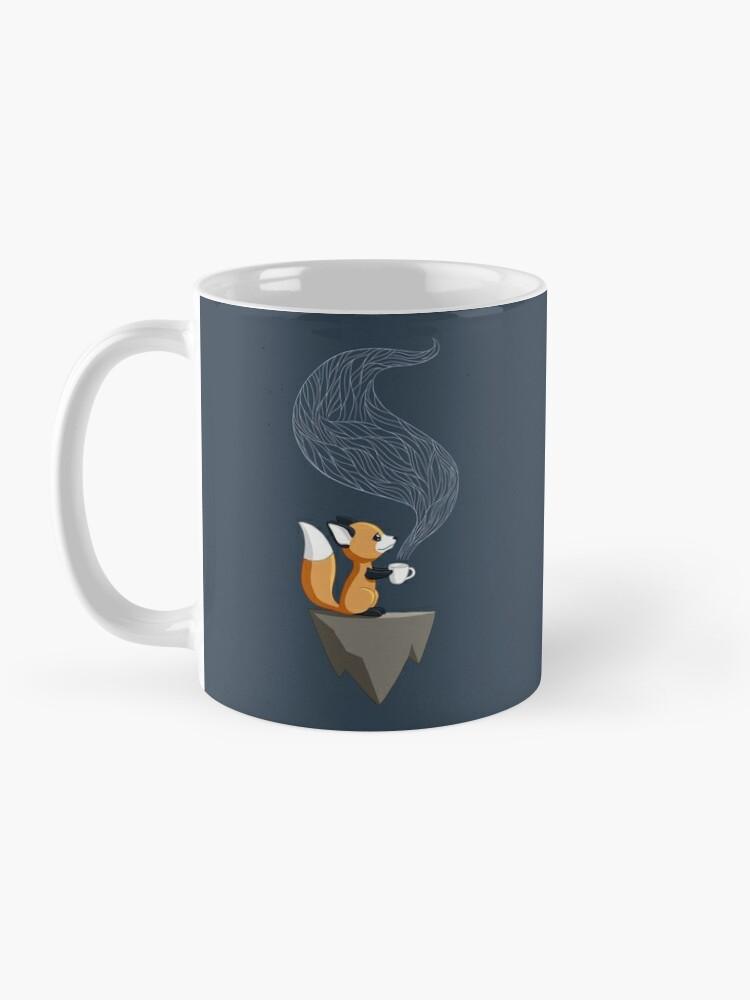 Alternate view of Fox Tea Mug