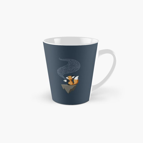 Fox Tea Tall Mug