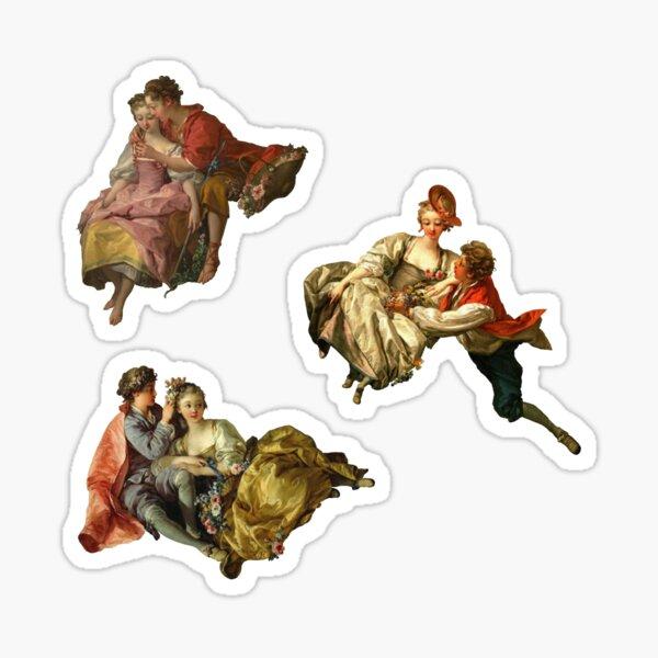 Rococo Cuties Sticker Pack Sticker