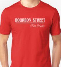 Bourbon Street New Orleans Unisex T-Shirt