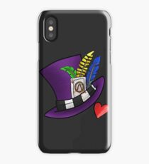 Borderlands - Mad Moxxi Hat iPhone Case/Skin