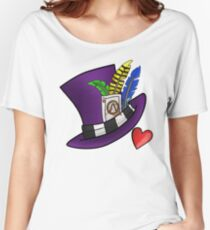 Borderlands - Mad Moxxi Hat Women's Relaxed Fit T-Shirt