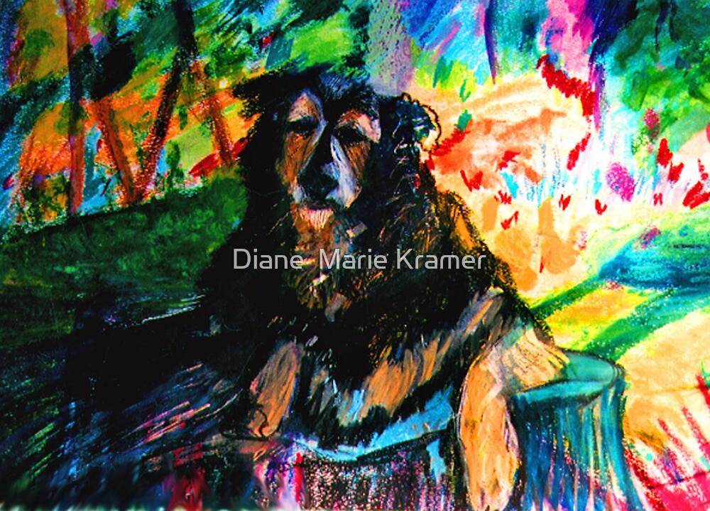 """""""Bootsie's last Day"""" by Diane  Marie Kramer"""