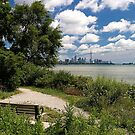 Best seat in the house, Humber Bay Parks, Toronto Canada by Eros Fiacconi (Sooboy)