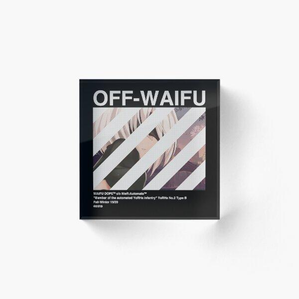 YoRHa No.2 Type B | Off-Waifu Acrylic Block