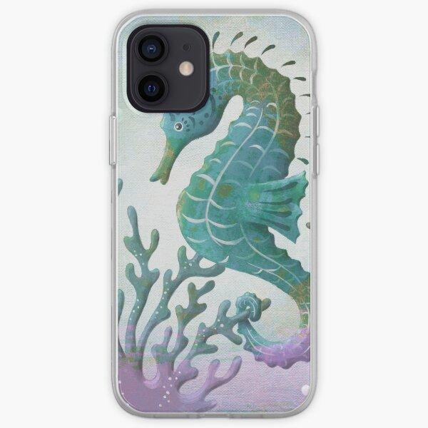 Seahorse iPhone Soft Case