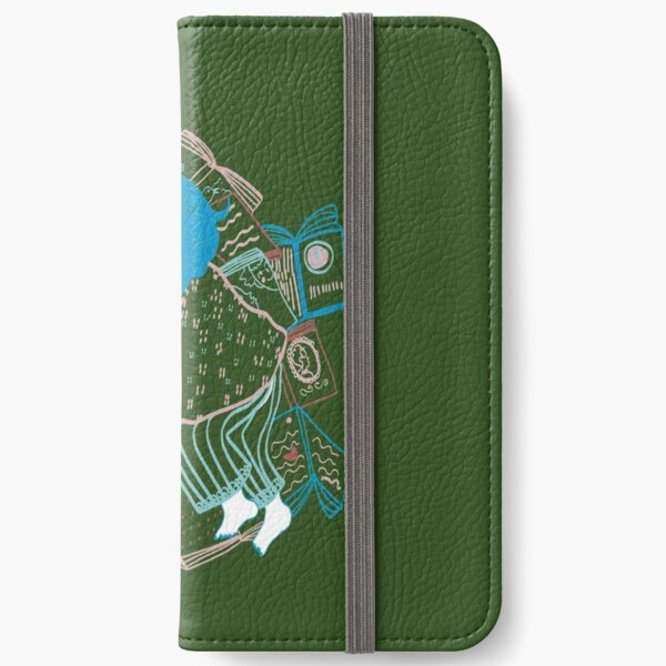 Books lover iPhone Wallet