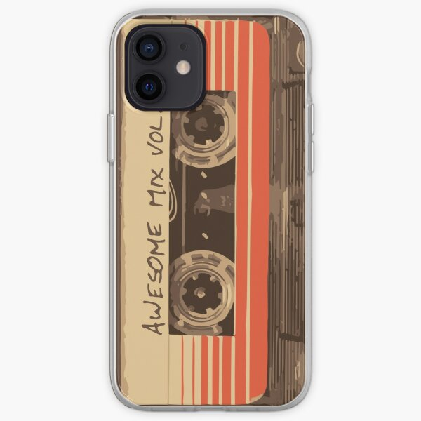 Galactic Soundtrack iPhone Soft Case