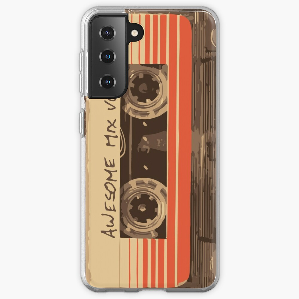 Galactic Soundtrack Case & Skin for Samsung Galaxy