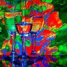 Reflecton of Colors by Mukesh Srivastava