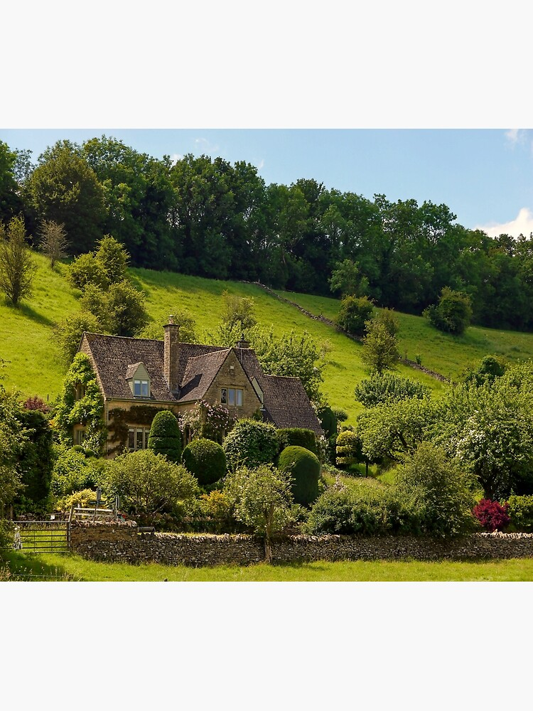 Cotswold Summer by ScenicViewPics
