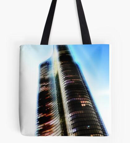 lake point tower, chicago Tote Bag