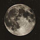 Moon  by heatherlandis