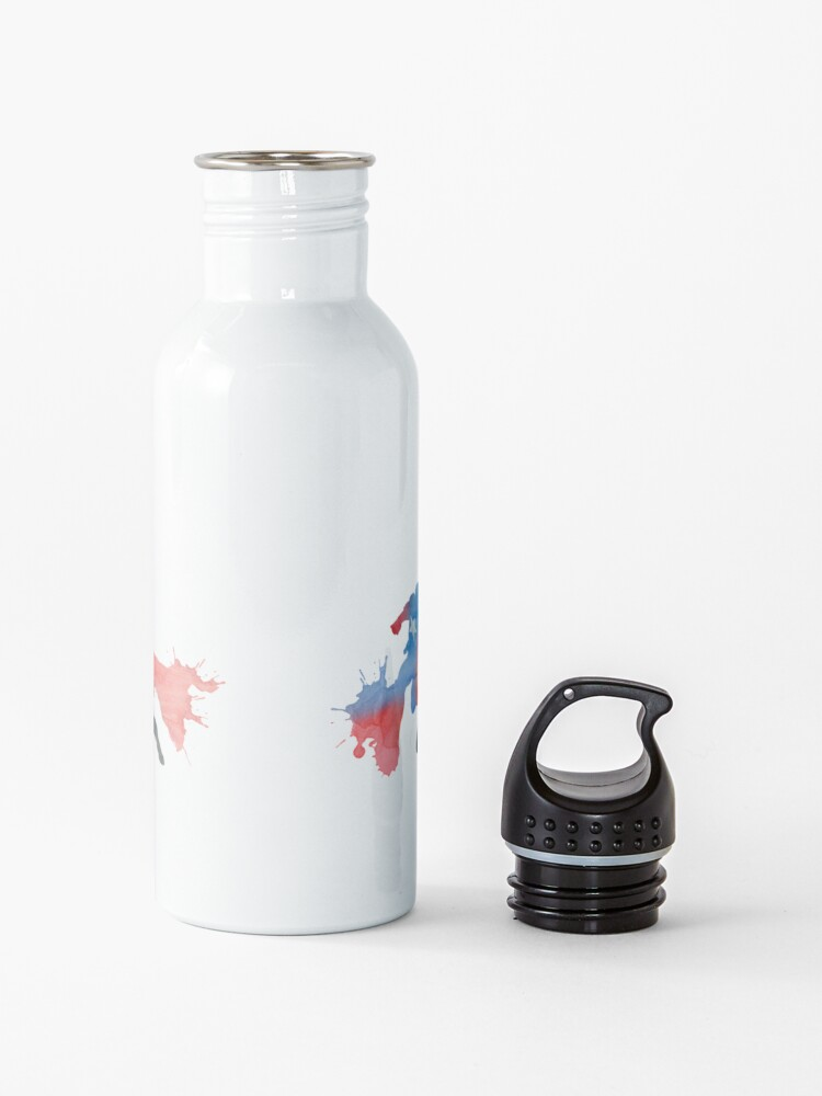 Alternate view of Superheros Water Bottle