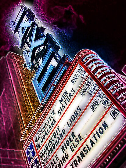 lake theater, oak park, IL by brian gregory