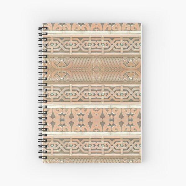 Windy City Beautiful Border Spiral Notebook