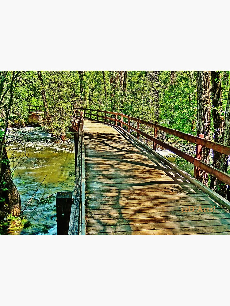 Roaring Fork River, Aspen 3 by 32DARTS