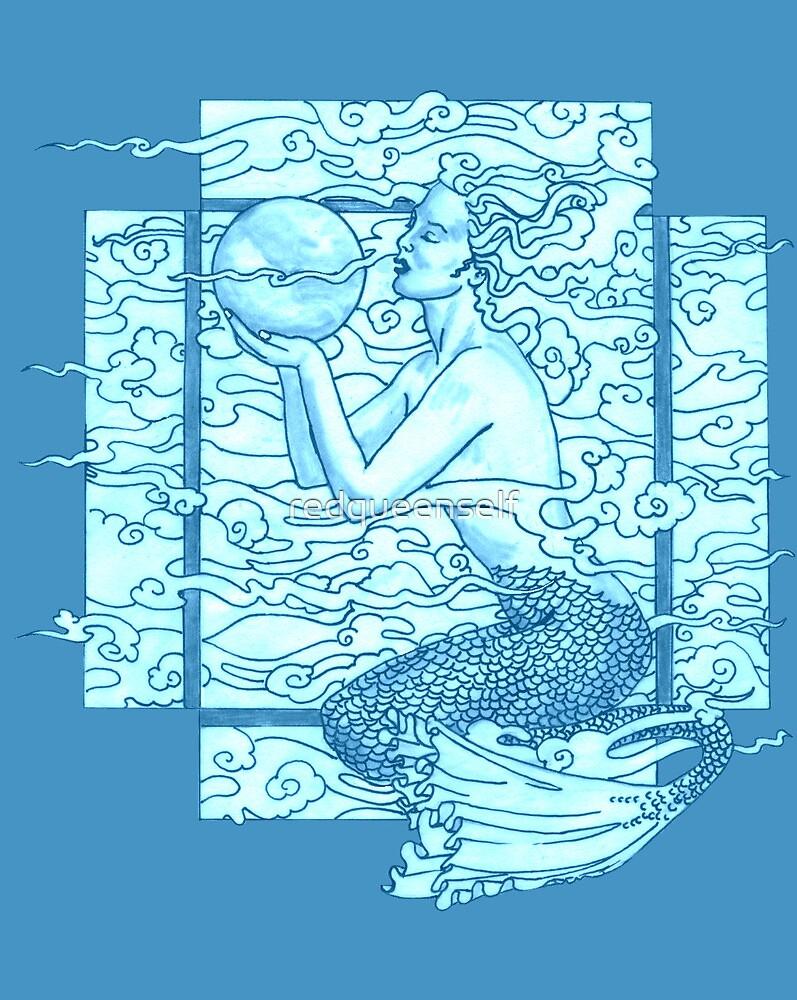 Sea Gaia Sighs by redqueenself