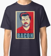 Ron hope swanson  Classic T-Shirt