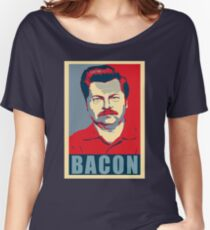 Ron hope swanson  Women's Relaxed Fit T-Shirt