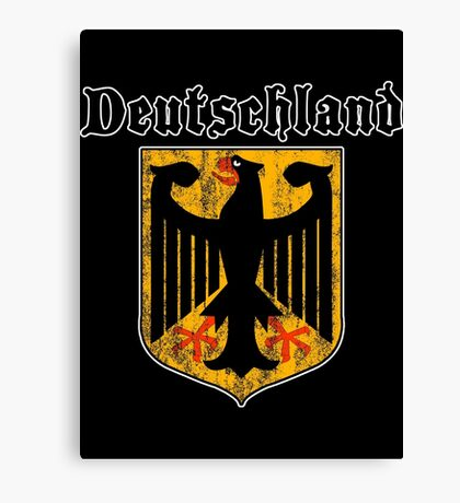 Deutschand Canvas Print