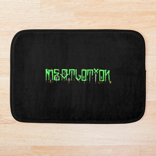 MeaTLoTIoN and friends Bath Mat
