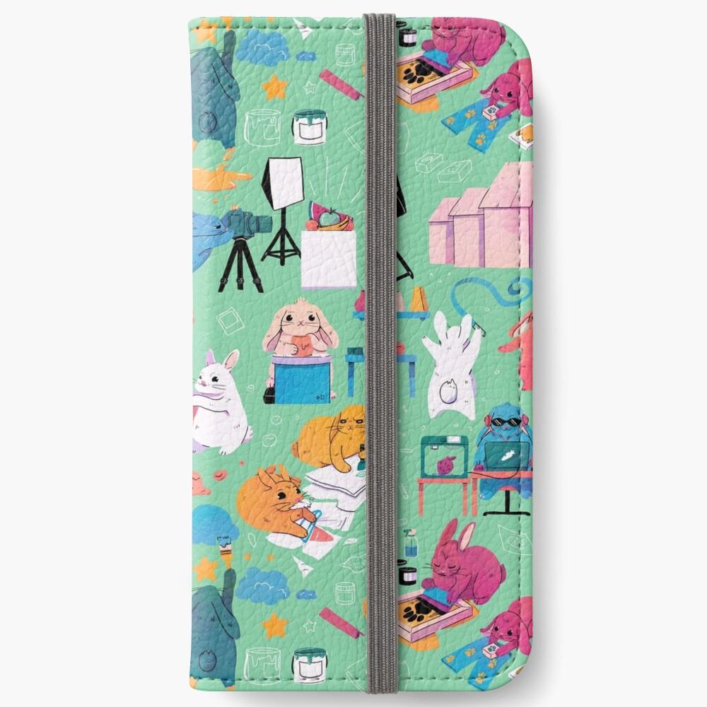 Artbuns iPhone Wallet