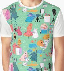 Artbuns Graphic T-Shirt