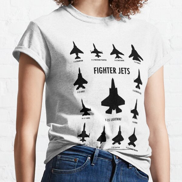 Fighter Jets Classic T-Shirt